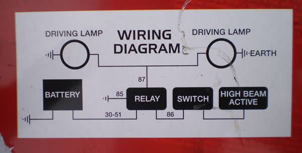 18 guide wiring spotlights to switch [archive] nissanpatrol com au 12v relay wiring diagram spotlights at edmiracle.co