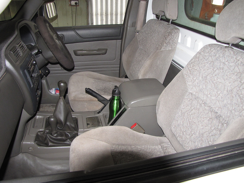 Fitting Bucket Seats From St Ute To A Dx Ute