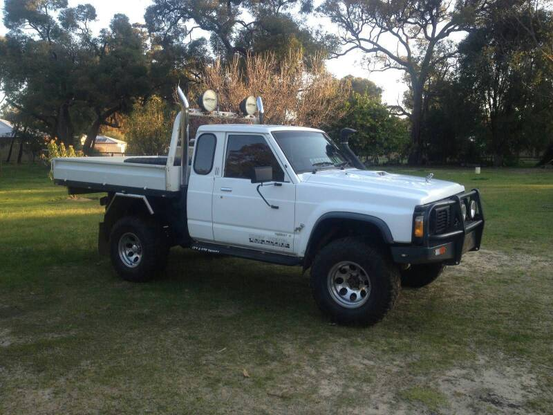 Gq Extra Cab Ute With Chev V8 Should I Buy It