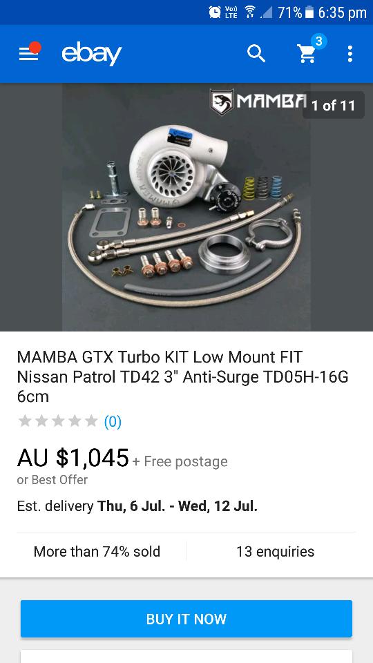 Td42 turbo