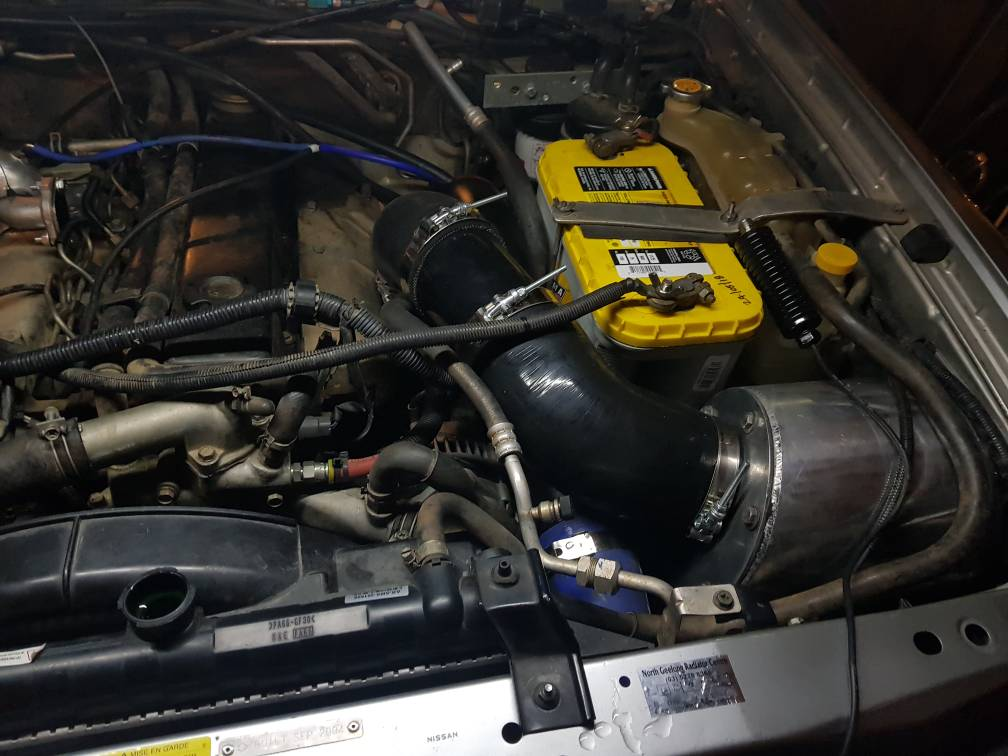 Turbo Upgrades for the GUIV TD42Ti [Archive] - Page 2 - NissanPatrol
