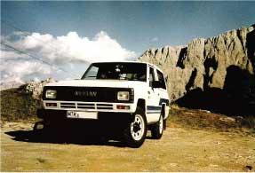 Rd Nissan Patrol on 1990 Toyota Cab Chassis Super Lwb