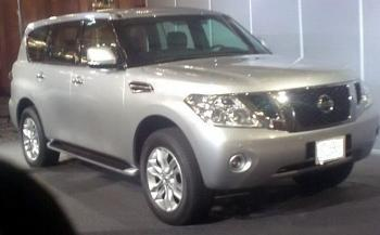 All about the Nissan Patrol